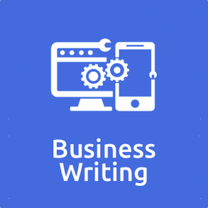 business writing skills elearning training course
